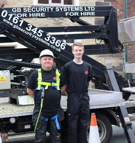 Security Company Chadderton
