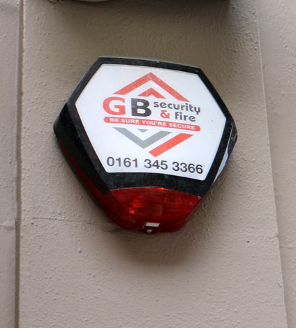 Intruder Alarms Manchester